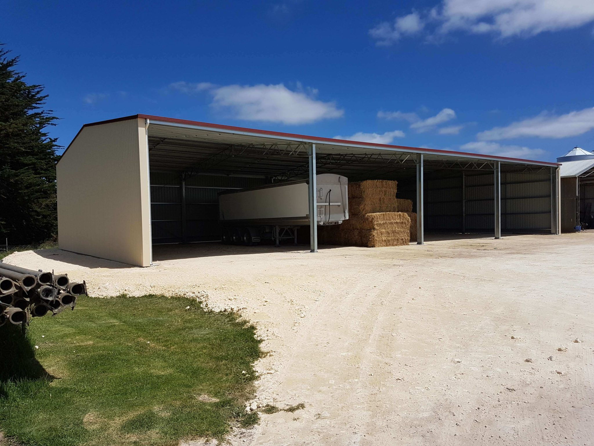 Hay Shed 1 - Hay Shed