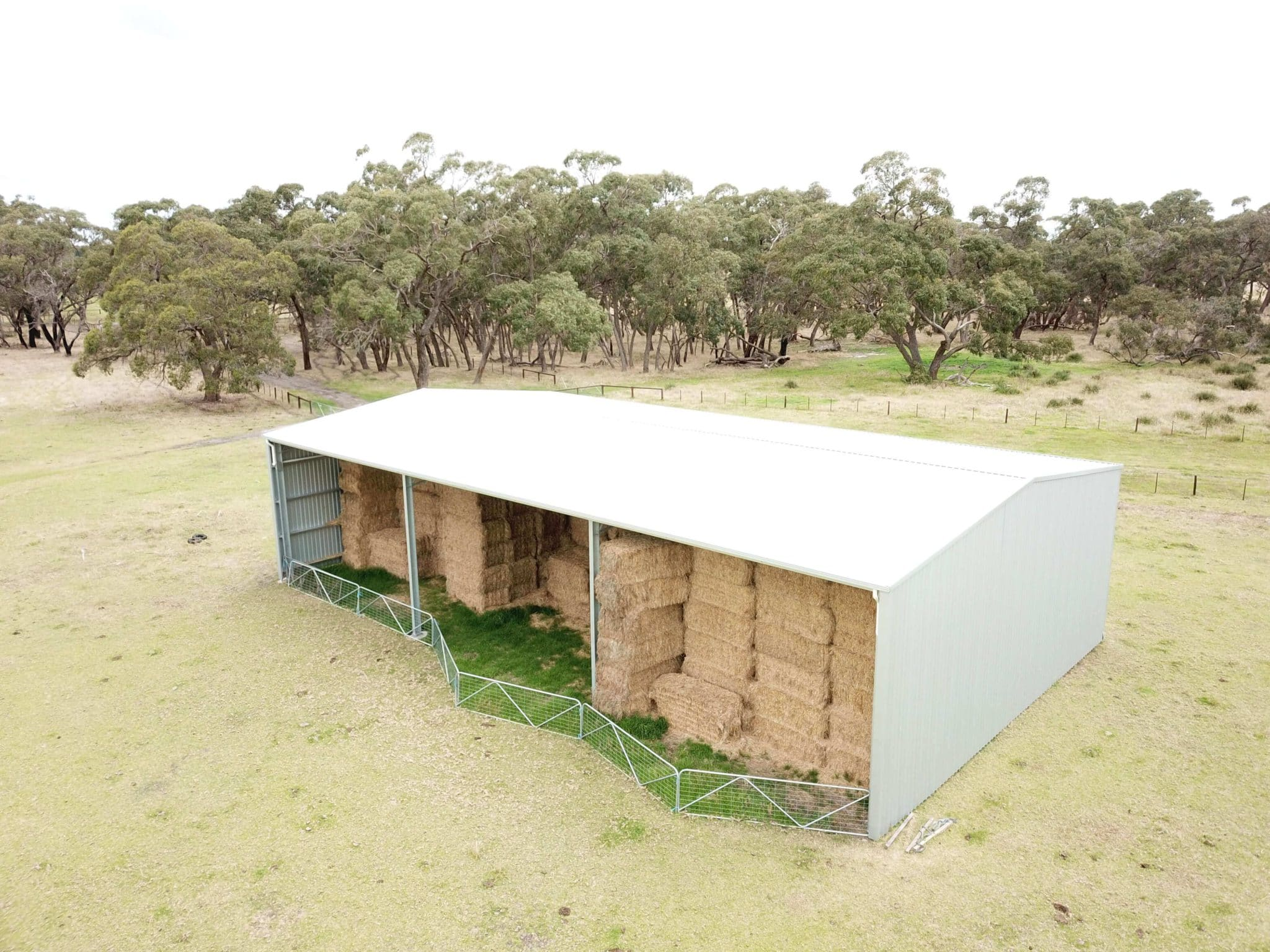 Hay Shed 15 - Key Points To Consider When Building A Hay Shed