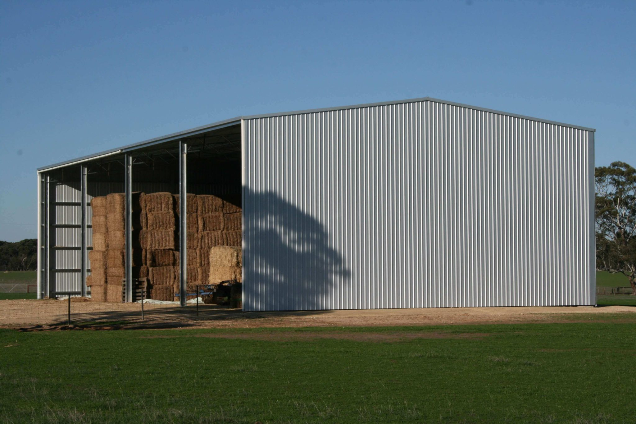 Hay Shed 22 - Hay Shed