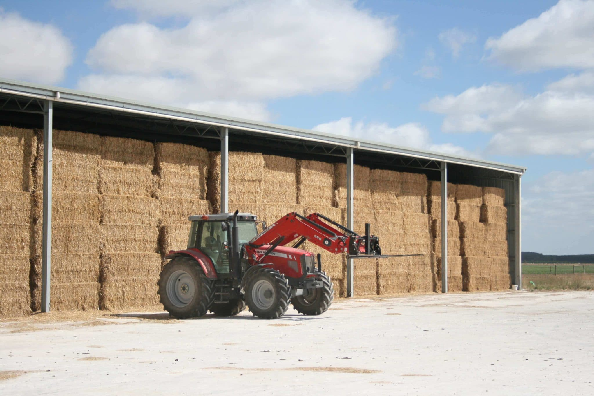 Hay Shed 25 - Hay Shed