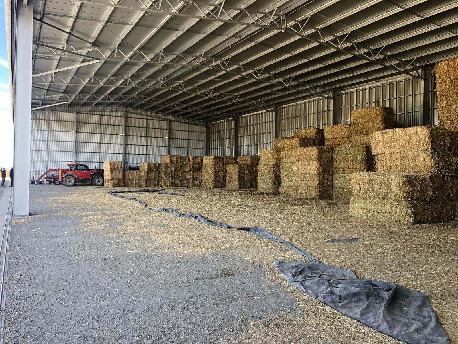 Hay Shed 26 - Hay Shed