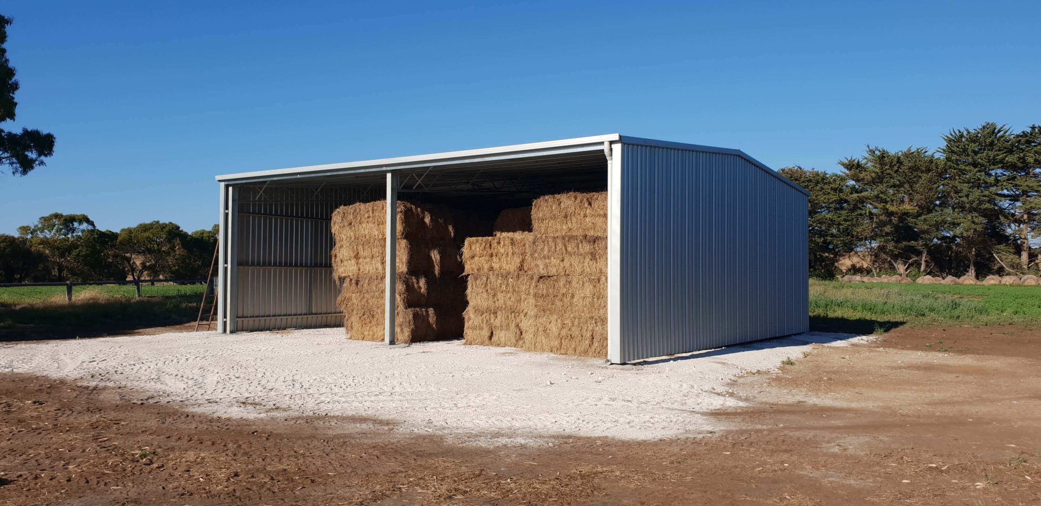 Hay Shed 3 - Hay Shed