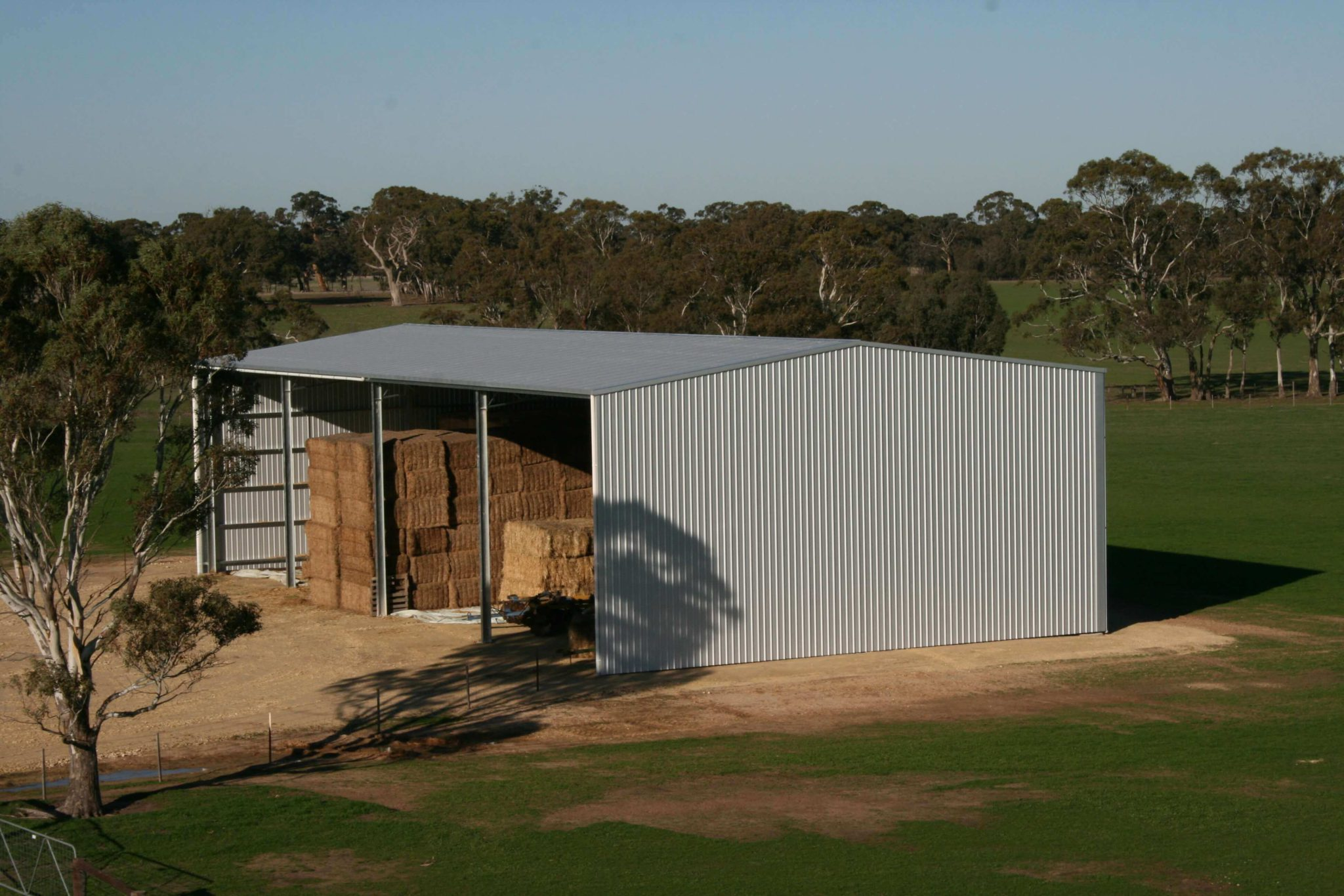 Hay Shed 30 - Hay Shed