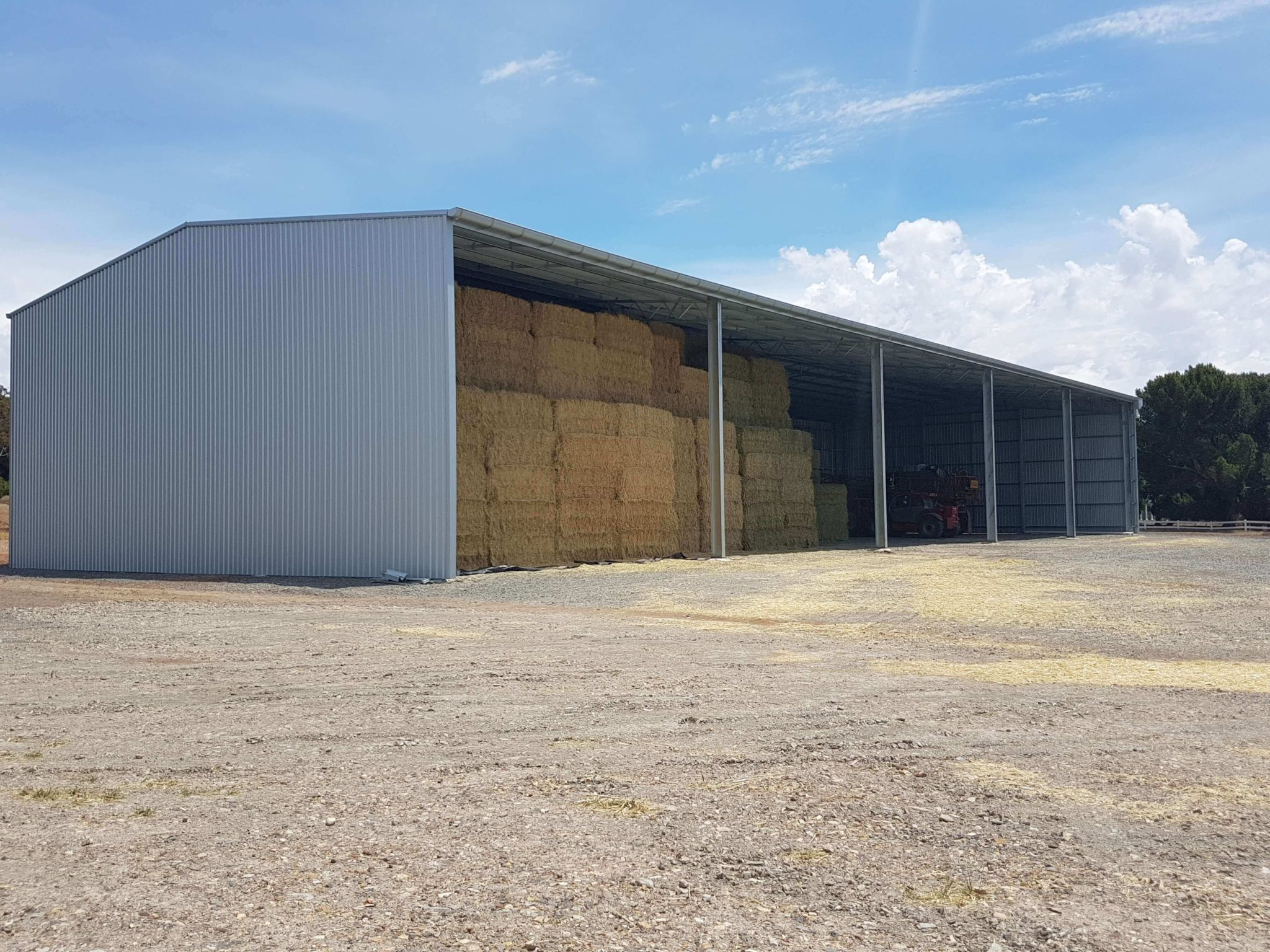 Hay Shed 32 - Hay Shed