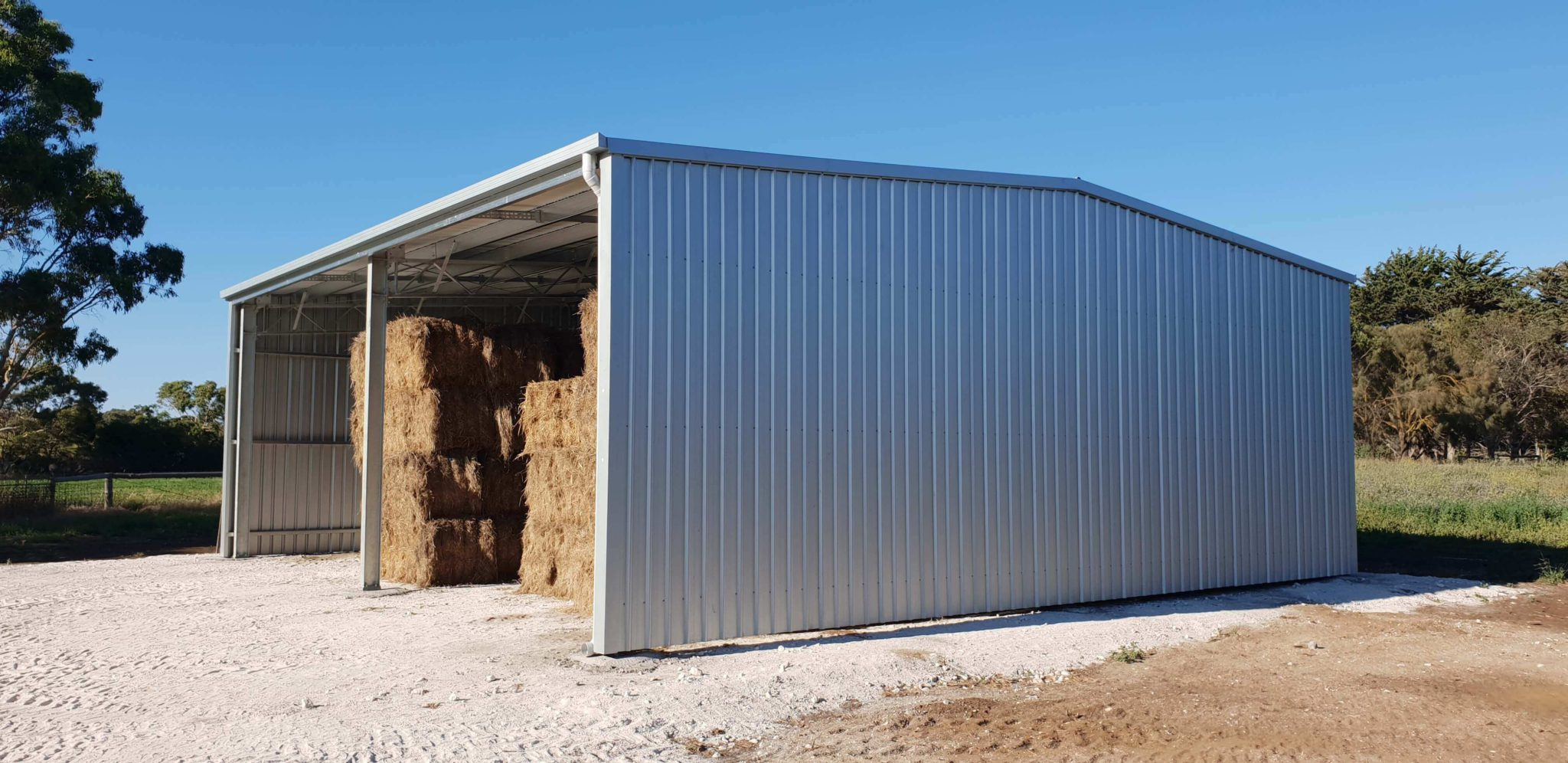 Hay Shed 4 - Hay Shed