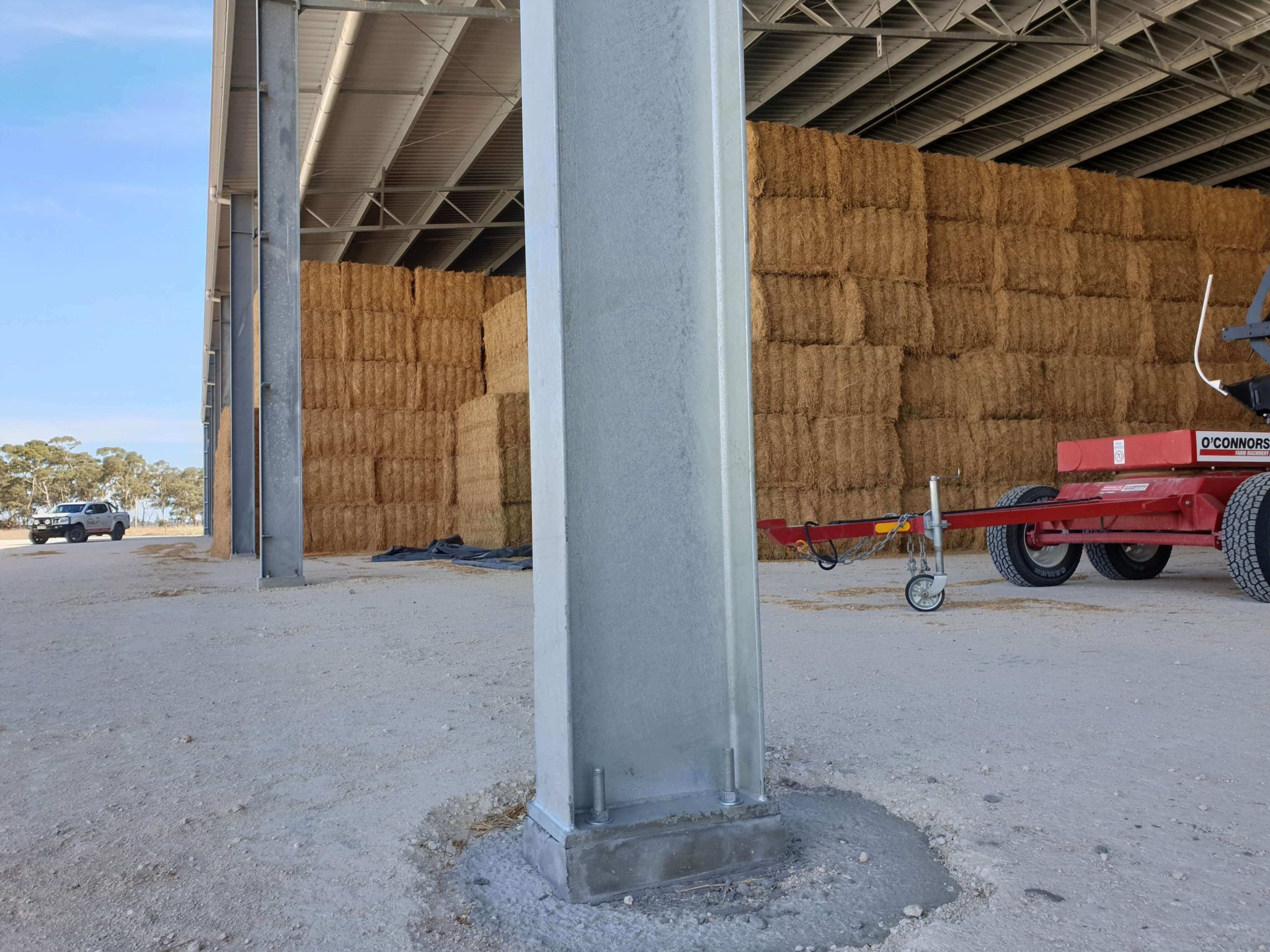 Hay Shed 8 - Hay Shed