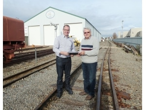National Railway Museum Partners with Spanlift