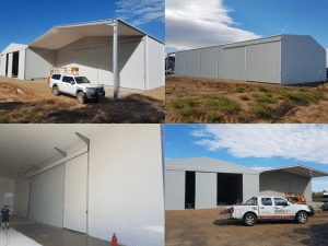New Winery building completed by Spanlift