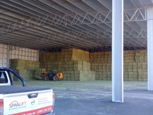 Hay market: Growers optimise Quality