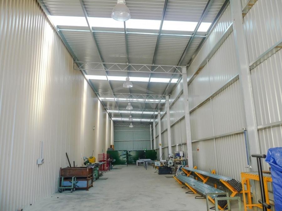Manufacturing Workshop 17 Spanlift uMAzVI