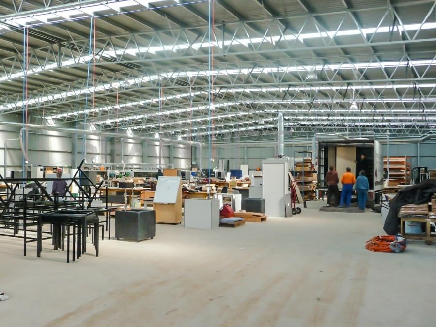 Manufacturing Workshop 23 Spanlift fXX34i