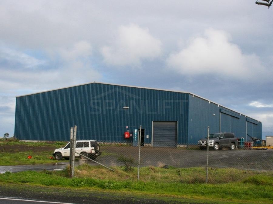 Manufacturing Workshop 6 Spanlift h08H a